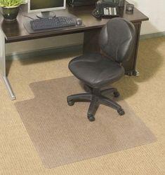 Large 72 x 96 Prem Thick ES Robbins Chair Mat Chairmats