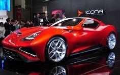 Icona Vulcano from the Shanghai 2013 Motor Show