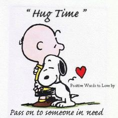 Hugs, for you!!!