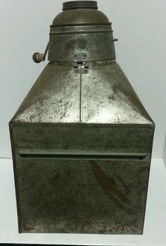 Hoosier Cabinet Tin Flour Bin Sifter  #Unknown  SOLD