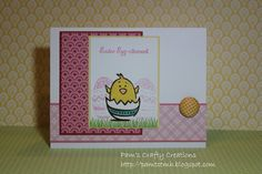 Pam's Crafty Creations: H2H & FMS #77 Challenges