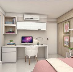 Luxury office ideas selected by Boca do Lobo for you to turn your home office into a space for work, reading , and relaxing offices by the best interior designers in the world and a selection of contemporary furniture , modern desks and creative furniture Decor, Room Design, Home, Home Office Design, Home Deco, Desk Modern Design, Small Bedroom, Bedroom Decor, Relaxing Office