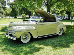 1941 DeSoto convertible