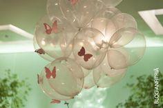 Cute idea for balloons!