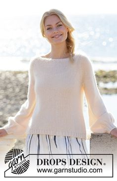 274ab32e9 Soft Moonlight   DROPS 200-18 - Free knitting patterns by DROPS Design