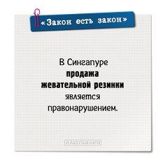 ⚖️Смешные и глупые законыhttps://factum-info.net/interesnoe/raznoe/389-podborka-glupykh-zakonov-chast-5