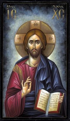 Pantocrator - Icon of Christ