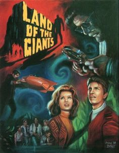 pictures from the land of the giants | Space Giants TV Show