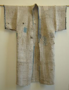 okuso kimono with asagi patches, with nice information on blog site