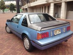 Nissan EXA Coupe
