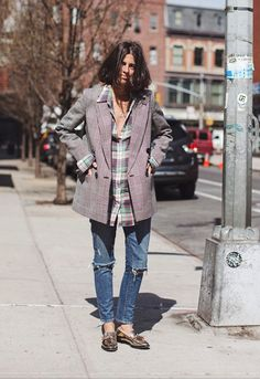 Veste en jean, Mocassins, Blazer... - Tendances de Mode