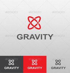 Gravity - Symbols Logo Templates
