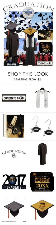 """Graduation"" by deluxephotos ❤ liked on Polyvore featuring interior, interiors, interior design, home, home decor, interior decorating, Buy Seasons, Malden International Designs, Galliano and Graduation"
