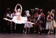 """Paloma Herrera en """"El Corsario"""", con el American Ballet Theater. Foto: Gene Schiavone"""