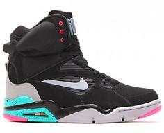 efcd95d2be687 Nike Air Command Force Hyper Jade Pink Sneakers