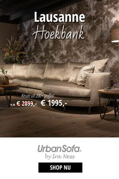 Lausanne, Couch, Interior, Furniture, Home Decor, Seeds, Settee, Decoration Home, Sofa