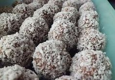 Christmas Goodies, Christmas Baking, Vegan Gluten Free, Paleo, Baby Food Recipes, Cooking Recipes, A Food, Food And Drink, Truffle Recipe
