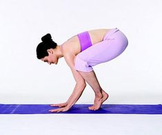 New to yoga? Try these basic yoga poses to get stronger and more flexible. Mountain Pose Stand tall with feet together, shoulders relaxed, weight evenly distributed through your soles, arms at side…