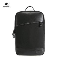 "Gearmax Famous Brand Original Laptop Backpack Mochila Escolar Computer Bag Mochila laptop 15.6 Bolsa Men 12""13""14"" For Macbook"