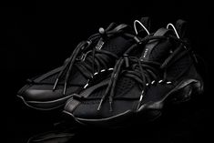 a50c4e840321fd Behold the All-Black Pyer Moss x Reebok DMX Fusion Experiment