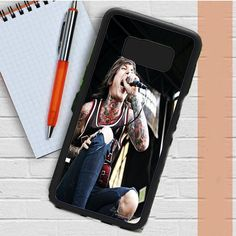 Oliver Sykes 2 Samsung Galaxy S8 Plus Case Casefreed