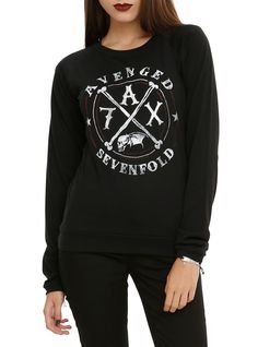 Dig on this A7X pullover.