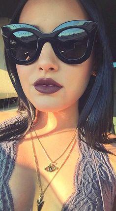 Glamour, Vogue, Shades Of Black, Eye Glasses, Styling Tips, Ray Ban  Sunglasses, Lenses, Amanda, Sunnies b2d95355cf
