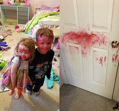 31 Photos That Prove Life As A Parent Is Basically One Big Mess