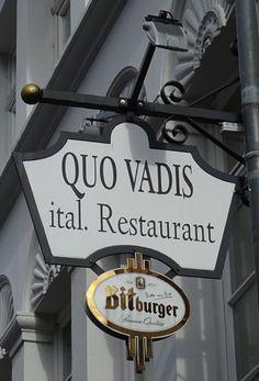Trier - Quo Vadis - Italiaans restaurant