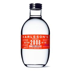 Fancy - Karlsson's Vodka Batch 2008