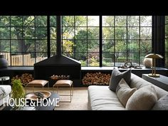 Beautiful New Build Home With Stunning Architectural Features - YouTube