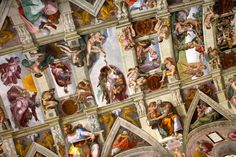 Rome, Italy, Vatican Sistine Chapel, travel, Michelangelo, art, history http://frolic72.blogspot.co.uk