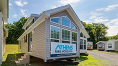 Gorgeous Beauty Park Model Home By Athens RVs