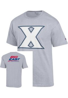 1ce137a78cef Product: Xavier University 'Big East Conference' T-Shirt $18.00 Conference  Logo,