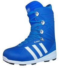 Adidas Blauvelt Mens Snowboarding Boots - Blue - G99117 See Sizes