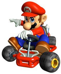 Mario Kart: Super Circuit (Gameboy Advance) artwork featuring Mario, Luigi, Bowser, Peach, Donkey Kong and all their karts plus lots more. Super Mario Bros, Super Mario Party, Mundo Super Mario, Super Mario Games, Super Smash Bros, Mario Kart 64, Mario Und Luigi, Mario Bros., Mario Smash