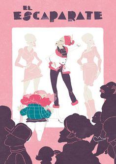 Tales. The showcase. By El Rubencio. Written by Clara Redondo.