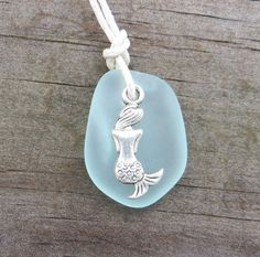 Hey, I found this really awesome Etsy listing at https://www.etsy.com/listing/175490550/pale-aqua-mermaid-sea-glass-necklace-by