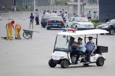 Low-speed electric vehicles have taken over China in a big way, and environmentalists are heralding the situation as a victory for alternative transportation.