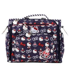 Ju-Ju-Be for Hello Kitty - Out To Sea - Nautical Edition - BFF