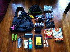 Coxswain Bags, pt. 2: What I carry in my backpack   Ready all, row...