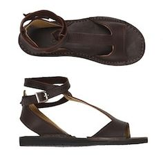 Peony Sandal - handmade womens leather & vegan sandals - Greenshoes, Devon, UK