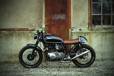 Kawasaki Z750B Cafe Racer by hb-custom Nr.8 #caferacer #motos #motorcycles | Vintgarage