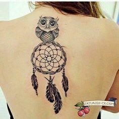 tatuaje-buho-atrapasueños