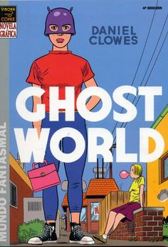 Daniel Clowes, Ghost World. December.