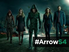 Only three days have passed since Oliver Queen went off to fight Ra's al Ghul, and Team Arrow has yet to hear any news. Jessica De Gouw, Arrow Cw, Team Arrow, Tv Series To Watch, Cw Series, Series Movies, Agents Of Shield, Stephen Amell, Green Arrow