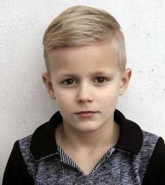 02.Potongan rambut undercut untuk anak