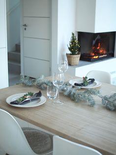 Christmas / tabel setting