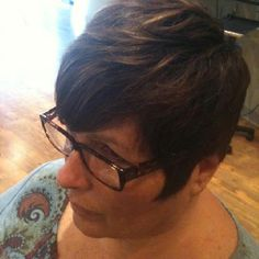 The MJ cut (front)