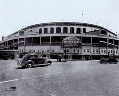 Wrigley Field, Chicago, 1914